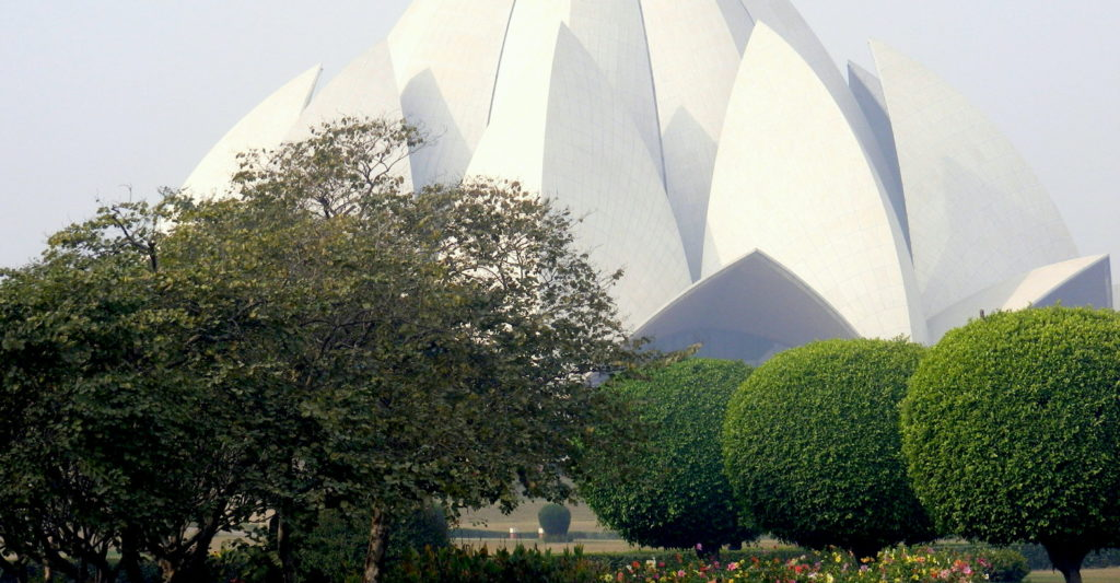 Bahai Lotus Temple.New Delhi.2009.2