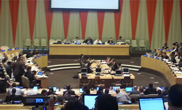 UN meeting copy